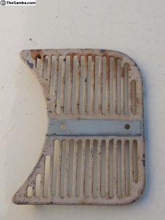 58 to 60 dash speaker grill / no gas gage