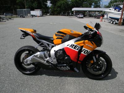 2011 Honda CBR 1000RR SuperSport Motorcycles Springfield, MA
