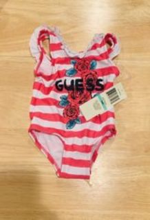 BRAND NEW WITH TAG - Baby girl bathing suit. Size 18 months