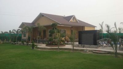 farm house in noida