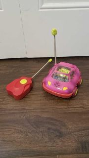 Remote control car. B Toys brand from Target.