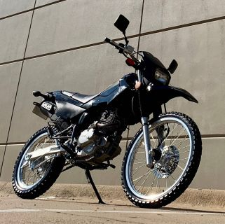 2015 Suzuki DR200S Dual Purpose Plano, TX