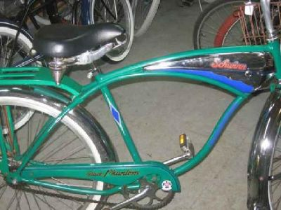 $200 older Schwinn black phantom