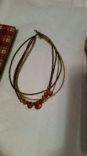 5 layer necklace