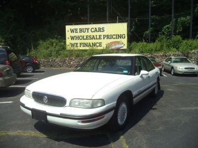 1998 Buick LeSabre Custom (White)