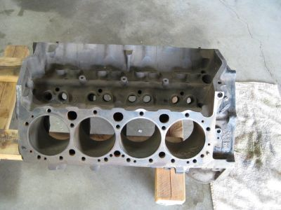 CHEVY VORTEC 350/5.7L. BARE BLOCK
