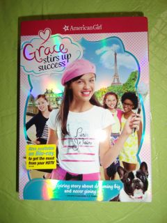 ''AMERICAN GIRL'' GRACE STIRS UP SUCCESS DVD (STILL SEALED)