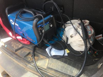 Millermatic 215 Multi-Process Welder