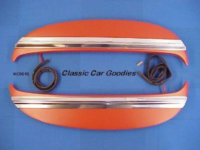 Sell 1967 Chevy Impala Fender Skirts Kit. Metal. New! motorcycle in Aurora, Colorado, US, for US $319.99