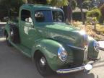 1941 Ford 1/2-ton Pickup Truck