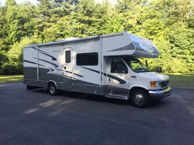2004 Forest River FORESTER 2861DS