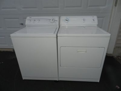 Kenmore washing and dryer ( Electric )