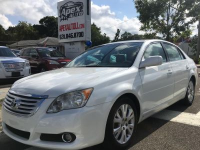 2008 Toyota Avalon Touring (WHITE)