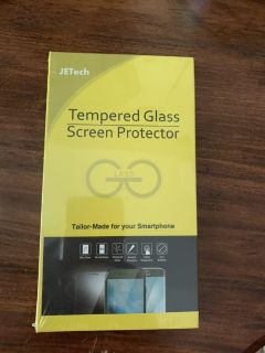Tempered Glass Screen Protector for iPhone 6 or 8-New in Box-2 Pack