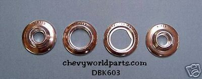 Find 66 67 NOVA DASH KNOB BEZEL SET 1966 1967 motorcycle in Bryant, Alabama, United States, for US $64.95