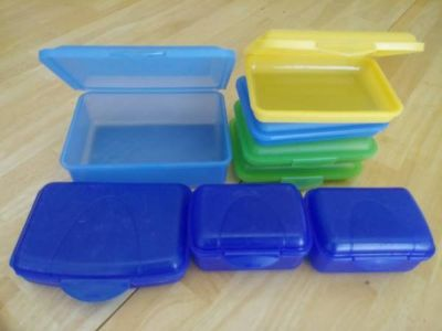 Lunch Boxes - Lot