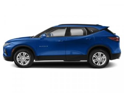 2019 Chevrolet Blazer (Kinetic Blue Metallic)