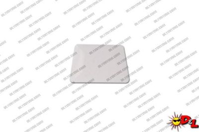 """Sell White 4"""" Teflon Shrink Card motorcycle in Parkville, Maryland, United States, for US $4.99"""