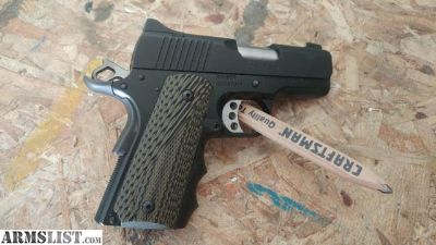 For Sale/Trade: Kimber Ultra Carry TLE ll
