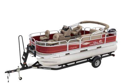 2018 Sun Tracker Bass Buggy 18 DLX Pontoons Boats Gaylord, MI