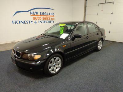 2005 BMW 3-Series 325i (Jet Black)