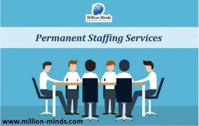 Permanent Staffing Solution In Delhi