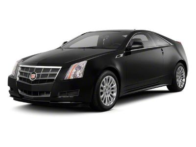 2011 Cadillac CTS 3.6L Performance (Radiant Silver Metallic)