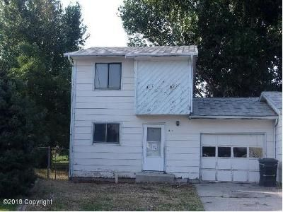 3 Bed 1 Bath Foreclosure Property in Gillette, WY 82718 - Timothy Ct