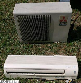 For Sale/Trade: Mitsubishi Electric Mr Slim ductless 12000btu A/C unit