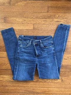 COH Citizens of Humanity Rocket Skinny Jeans 27