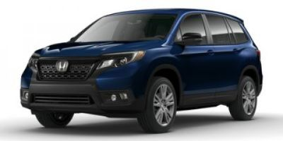 2019 Honda Passport EX-L (Modern Steel Metallic)