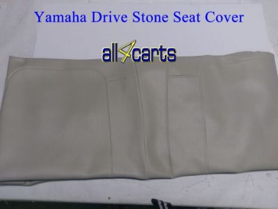 Find SET OF Yamaha Drive Golf Cart Seat Covers | Stone | 2007 up | G29 | YDR motorcycle in Harrisonburg, Virginia, United States, for US $119.95