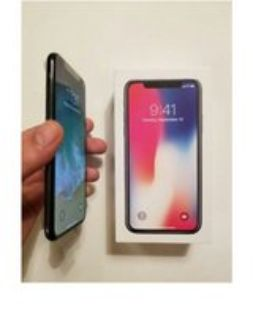 Apple iPhone X 64GB White, Space Gray UNLOCKED - SEALED IN BOX - APPLE WARRANTY