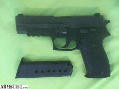 For Sale: Sig Sauer P220R w/rail