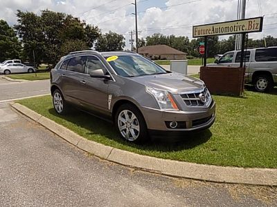 2011 Cadillac SRX Performance Collection (Gold)