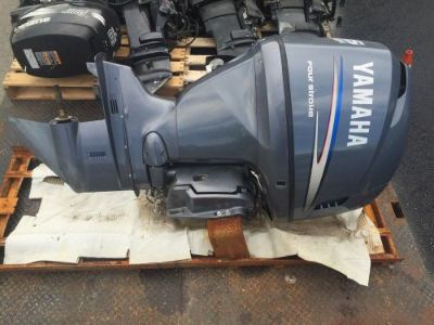 "Purchase 2006 Yamaha F115 115 hp 4-Stroke EFI 20"" Outboard Boat Motor Engine Four 90 140 motorcycle in Ipswich, Massachusetts, United States, for US $5,750.00"