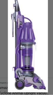 Purple and gray Dyson