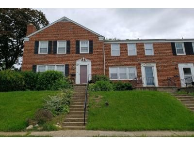 1.5 Bath Preforeclosure Property in Towson, MD 21286 - Cottage Ln