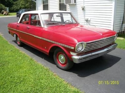 1963 Chevrolet Chevy II 300