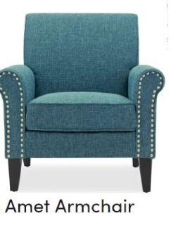 2 - Amet Armchair