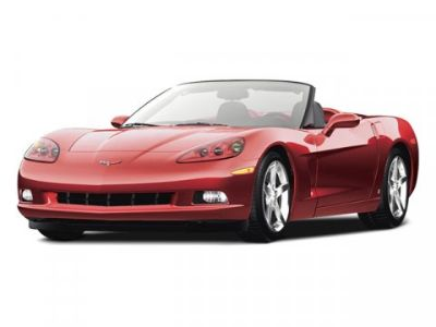 2008 Chevrolet Corvette Base (Black)