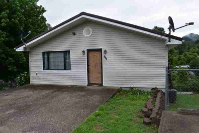 168 Wabaco Circle Hazard Two BR, Perfect starter home or down