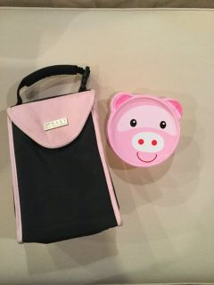 Baby Innovations cooler & piggy bowl