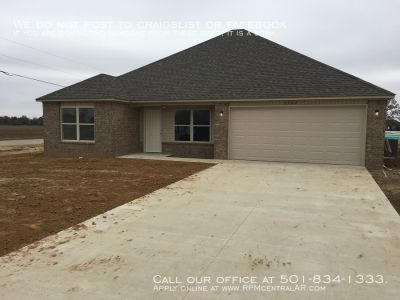 3702 Remington Drive, Jonesboro AR 72401 - Bridlewood Community 4br 2ba New Construction