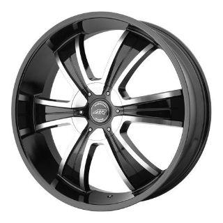 Buy 20x8.5 American Racing AR894 Black Wheel/Rim(s) 6x139.7 6-139.7 6x5.5 20-8.5 motorcycle in Cincinnati, Ohio, US, for US $222.00