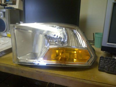 Purchase Dodge Ram OE Factory Style TYC Headlight Head Light / Left Driver side motorcycle in Port Isabel, Texas, US, for US $50.00