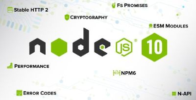 Node.js 10.0 Fills Some Gaps, Polishes A Few Rough Edges