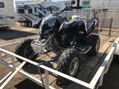 QUAD, ATV, SIDE BY SIDE SALE 2006 Polaris OUTLAW 525