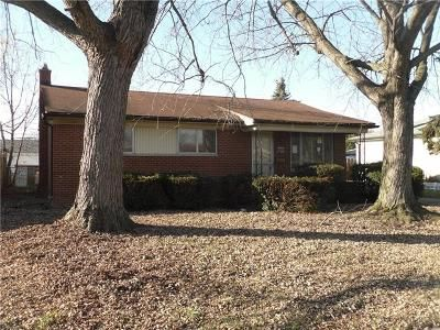 3 Bed 1 Bath Foreclosure Property in Warren, MI 48088 - Hayes Rd