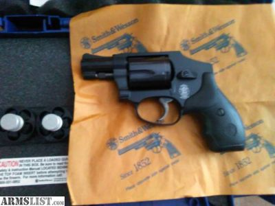 For Trade: Like New S&W 442 38spl (No Lock) + Extras